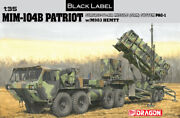 Dragon Plastic Model Military 3558 1/35 Mim-104b Patriot Surface-to-air Missile