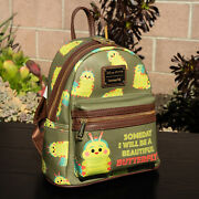 Nwt Loungefly Disney Pixar A Bugand039s Life Heimlich Mini Backpack New With Tags