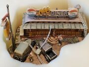 New Rare Lowell Davis Neland039s Diner Route 66 Collection 225604 With Pepsi Sign