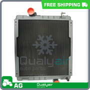 Radiator Fits John Deere Tractor 7200 7210 Without Cab Re67333 Qac