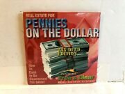 Real Estate For Pennies On The Dollar John Becks Tax Deed Edition Sealed New Cd