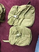 2 Usmc Filbe Sustainment Pouch Eagle Industries Coyote Brown Molle Cif