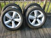 2005-2014 Mustang Gt Tires And Wheels 235/50zr18 Set Of 4