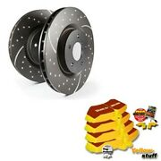 Ebc B08 Brake Kit Front Pads Washers For Audi A8 4d2, 4d8