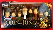 Lord Of The Ringspez Dispensers Featuring Characters Free Shipping