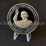 D15 Nypd Chief Of Transportation Pope Francis Papal Visit Challenge Coin