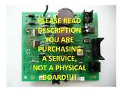 Repair Service For Graco Control Board For Gmax 3900 5900 7900 - P/n 245394