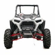 Fab Fours Sxfb-1150-1 Front Winch Ready Bumper For 14-c Polaris Rzr Xp 1000 New