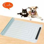Cobito Scat Shock Mat For Dogs And Cats 48 X 16.5 Inch Keep Pets Off Furniture
