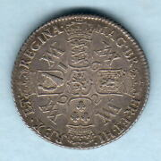 Great Britain. 1692 William And Mary - Shilling. Vf/gvf