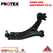 Protex Control Arm - Front Lower For Ford Focus Ls Lt 4d Sdn Fwd 2005 - 2009