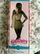 Rare Signed Katy Perry Celebrity Doll