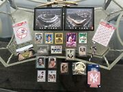 New York Yankees/ Mets Baseball Cards And Collectables