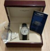 Longines Master Collection L2.673.4 Chronograph Menand039s Watch From Japan F/s
