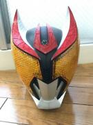 Kamen Rider Kiba Csm Mask Used Costume Play Realistic Free Shipping From Japan