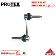 Protex Front L/h Sway Bar Link For Fpv F6 E Fg 4d Sdn Rwd 2009 - 2016