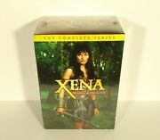 Xena Warrior Princess - The Complete Series Dvd New Factory Sealed Lucy Lawless