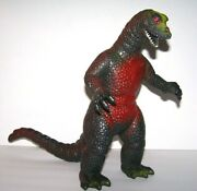 Godzilla 14 Action Figure By Dor Mei Toys Vintage 1985 Pose-able