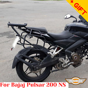 For Bajaj Pulsar 200 Ns Rack Luggage System Rouser 200 Ns Side Carriers For Bags