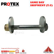 Protex Alignment Cam Bolt Kit For Ford Falcon Xa 4d Sdn Rwd 1972 - 1973