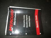 New Mercury Outboard Sterndrive Units Gasoline Engines Diesel Engines