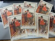 Brewerania Beer  8 Ww2 Era Postcards Spiv Type With A Beer  As One Lot