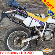 For Suzuki Dr 250 Rack Luggage System Dr250 Side Carrier For Cases Or Bags,gift