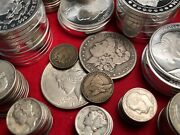 The Best U.s. Coin Collection Bullion Lot Gold 1 Oz .999 Silver 100+ Coins