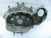 Harley Davidson Flathead 45 Right Side Engine Motor Case Wl Wr Wla G Servi-car