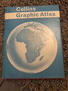 Acceptable - Collins Graphic Atlas - Young G. B. General Ed. 1957-01-01 1972