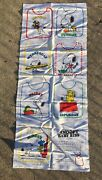 Vintage Snoopy Bibs/ A Bib For Each Day Craft Kit/fabric Make Your Own