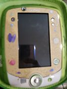 Leapfrog Leappad 2 Explorer Learning Tablet Green W. Case Charger And 2 Games