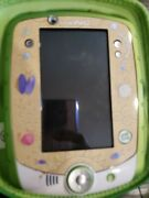 Leapfrog Leappad 2 Explorer Learning Tablet Green W. Case, Charger And 2 Games