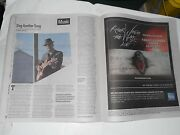 Voice Review Leonard Cohen Old Ideas,roger Waters Pink Floyd The Wall Ad, 2012