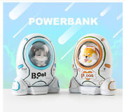 Power Bank Cat Dog Spaceship 10000 Mah 18w Qc3.0 Pd Fast Charge