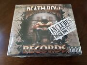 The Ultimate Death Row Collection [pa] 2pac, Dr Dre, Snoop 4-disc+ T, 2009 New