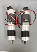 Midwest Motion Products Gear Motor W/ Encoder Mmp D22-376e-12v Gp52-035 E5-100-s