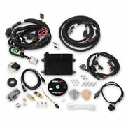 Holley 550-606n Hp Efi Ecu And Harness Kits For Ford V8 New