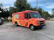 Very Nice 2001 Ford Step Van Food Truck Street Food Kitchen For Sale In Florida
