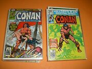 Lot 31 Conan The Barbarian Run 100-128 + 131 132 Most Vf Or Better Marvel 101