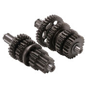 2pcs Transmission Gear Box Counter Shaft Countershaft For Lifan 125cc Engine