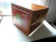 Beatles Original And039 Apple And039 Wooden Records Storage Crate And039 Rare Andlsquo