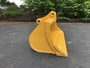 New 48 Grading Bucket For A Caterpillar 304cr With Pins