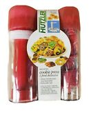 Gourmac Hutzler Cookie Press And Food Decorator New Free Shipping