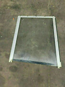 80s Bayliner Capri Right Side Front Piece Of Windshield Glass