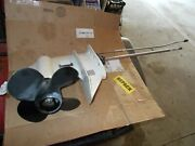 1996 Johnson-evinrude 9.9 Four Stroke Lower Unit-worked Very Good