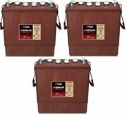 Replacement Battery For Windsor Industries Chariot Iscrub 24 36 Volts 3 Pack 36v