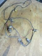 1959 1960 Chevrolet Impala 2 Coupe 348 Tail Amp Light Harness