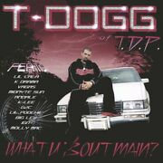 T-dogg - What U Bout Main New Cd