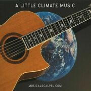 Musical Scalpel United States - Virginia - A Little Climate Music New Cd